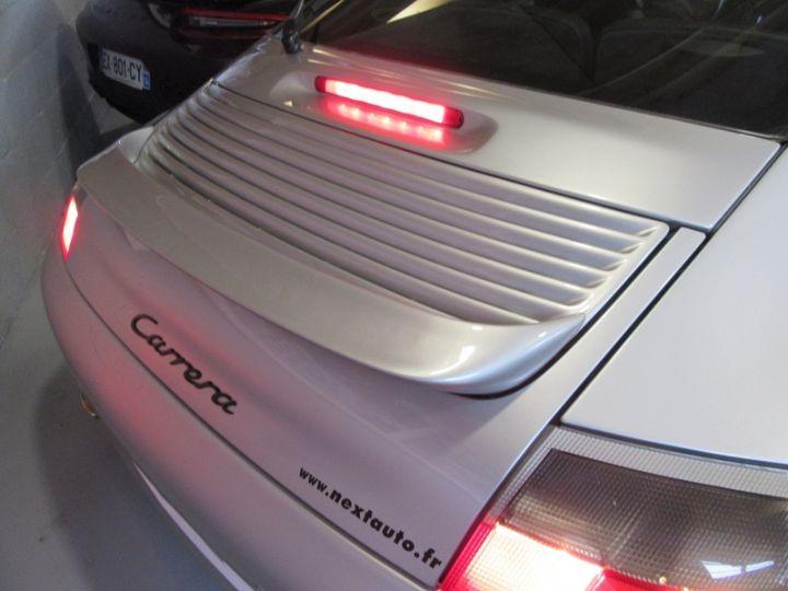 Porsche 911 COUPE (996) 320CH CARRERA TIPTRONIC S Gris Clair Occasion - 20