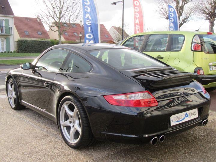 Porsche 911 COUPE (997) 3.6L 325CH TIPTRONIC Noir Occasion - 3