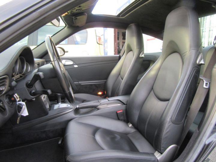 Porsche 911 COUPE (997) 3.6L 325CH TIPTRONIC Noir Occasion - 4