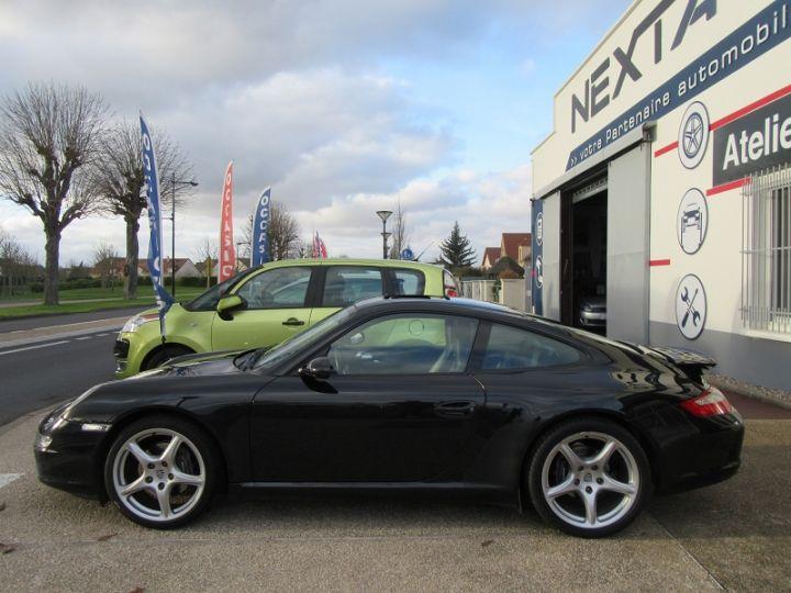 Porsche 911 COUPE (997) 3.6L 325CH TIPTRONIC Noir Occasion - 5
