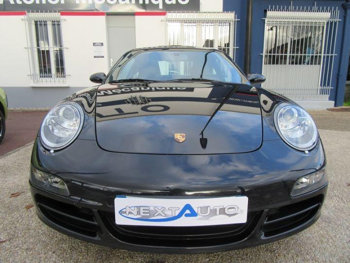 Porsche 911 COUPE (997) 3.6L 325CH TIPTRONIC Noir Occasion - 6