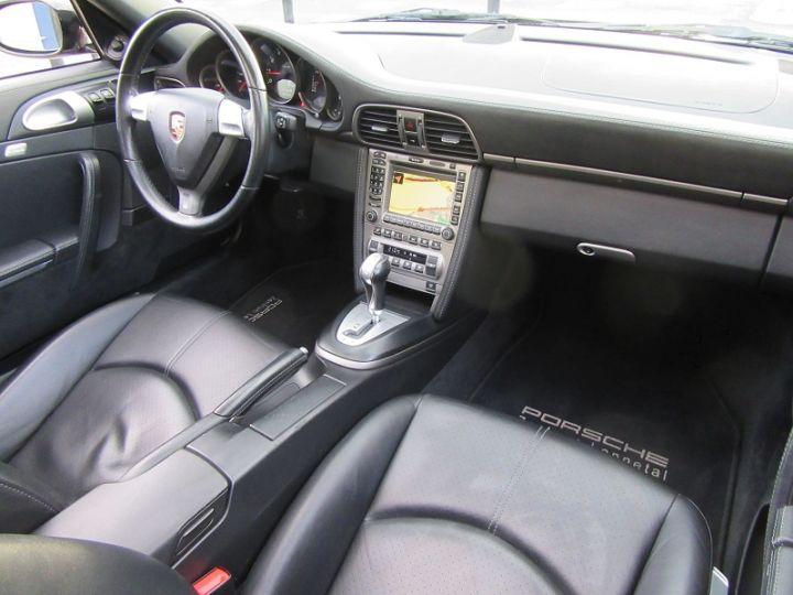 Porsche 911 COUPE (997) 3.6L 325CH TIPTRONIC Noir Occasion - 9