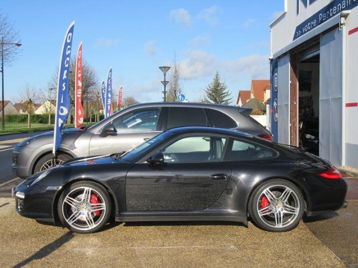 Porsche 911 COUPE (997) CARRERA 4S PDK 3.8L 385CH Noir Occasion - 5