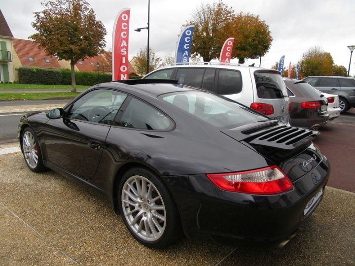 Porsche 911 COUPE (997) CARRERA S 3.8L 355CH Noir Occasion - 3