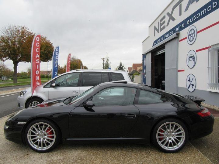 Porsche 911 COUPE (997) CARRERA S 3.8L 355CH Noir Occasion - 5