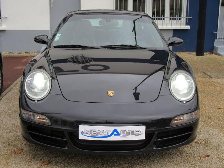 Porsche 911 COUPE (997) CARRERA S 3.8L 355CH Noir Occasion - 9