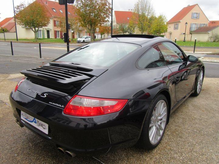 Porsche 911 COUPE (997) CARRERA S 3.8L 355CH Noir Occasion - 12