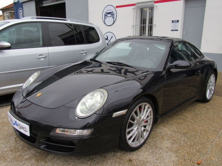 Porsche 911 COUPE (997) CARRERA S 3.8L 355CH Noir Occasion - 14