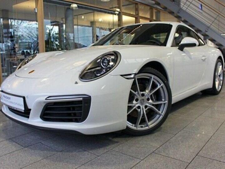 Porsche 911 Porsche 911 3.0  BVM 370 cv/1ere Main/Garantie12 Mois Blanc - 1