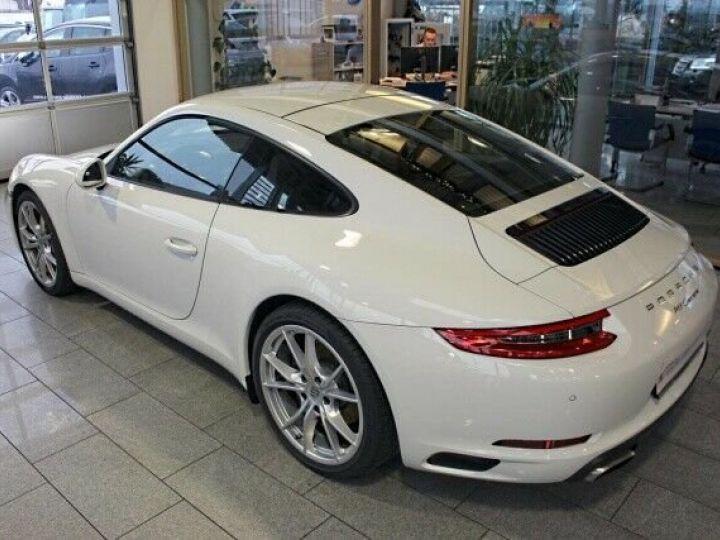 Porsche 911 Porsche 911 3.0  BVM 370 cv/1ere Main/Garantie12 Mois Blanc - 3