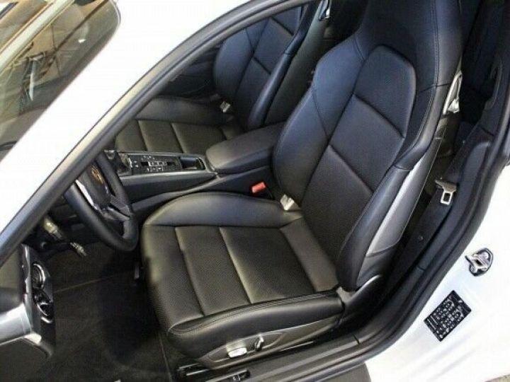 Porsche 911 Porsche 911 3.0  BVM 370 cv/1ere Main/Garantie12 Mois Blanc - 5