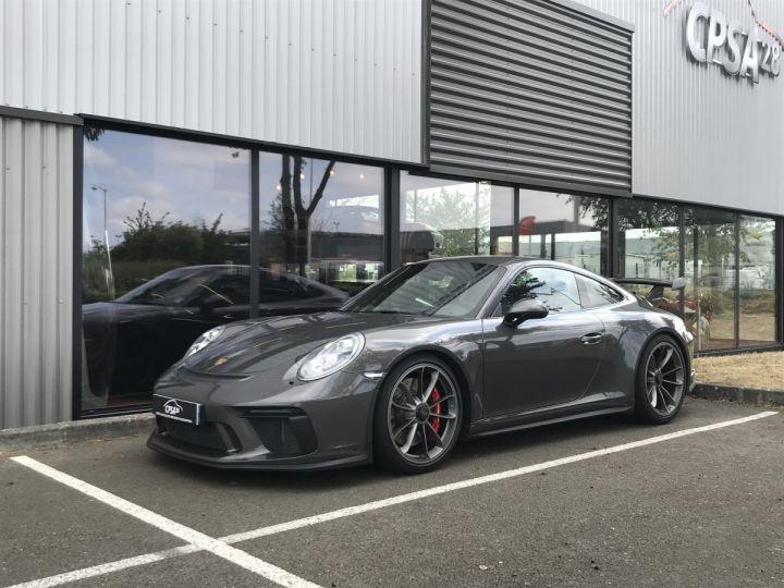 Porsche 911 Porsche 911 (991) 4.0 500 gt3 1ere main 24 mois porsche approuved GRIS METAL - 1