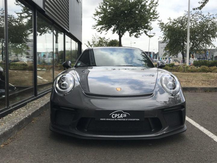 Porsche 911 Porsche 911 (991) 4.0 500 gt3 1ere main 24 mois porsche approuved GRIS METAL - 2