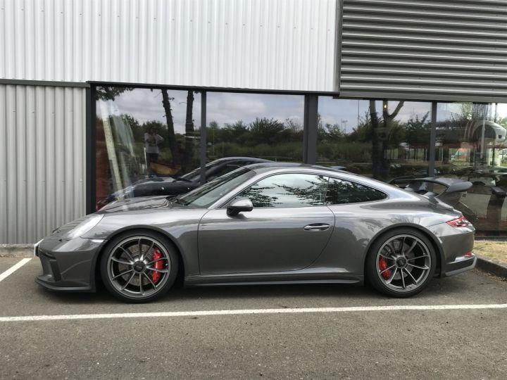 Porsche 911 Porsche 911 (991) 4.0 500 gt3 1ere main 24 mois porsche approuved GRIS METAL - 3