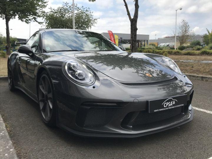Porsche 911 Porsche 911 (991) 4.0 500 gt3 1ere main 24 mois porsche approuved GRIS METAL - 4