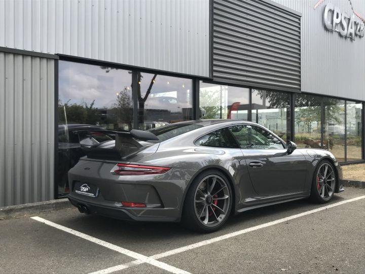Porsche 911 Porsche 911 (991) 4.0 500 gt3 1ere main 24 mois porsche approuved GRIS METAL - 5