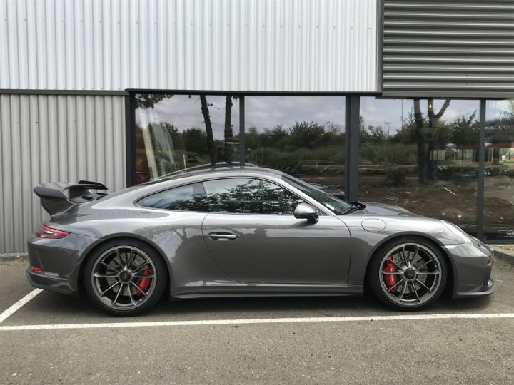 Porsche 911 Porsche 911 (991) 4.0 500 gt3 1ere main 24 mois porsche approuved GRIS METAL - 6