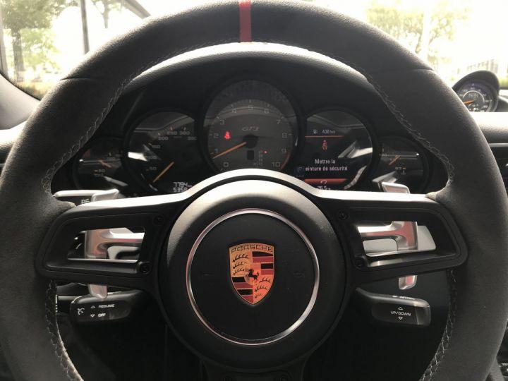 Porsche 911 Porsche 911 (991) 4.0 500 gt3 1ere main 24 mois porsche approuved GRIS METAL - 10