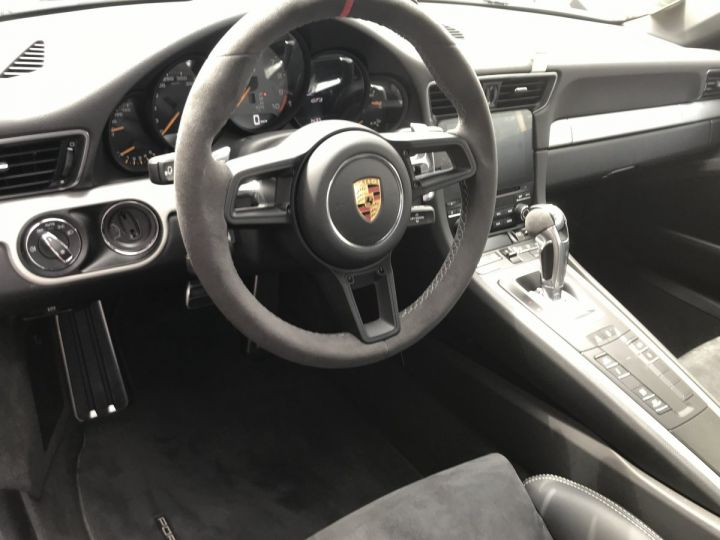 Porsche 911 Porsche 911 (991) 4.0 500 gt3 1ere main 24 mois porsche approuved GRIS METAL - 11