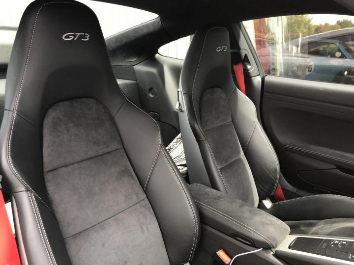 Porsche 911 Porsche 911 (991) 4.0 500 gt3 1ere main 24 mois porsche approuved GRIS METAL - 15