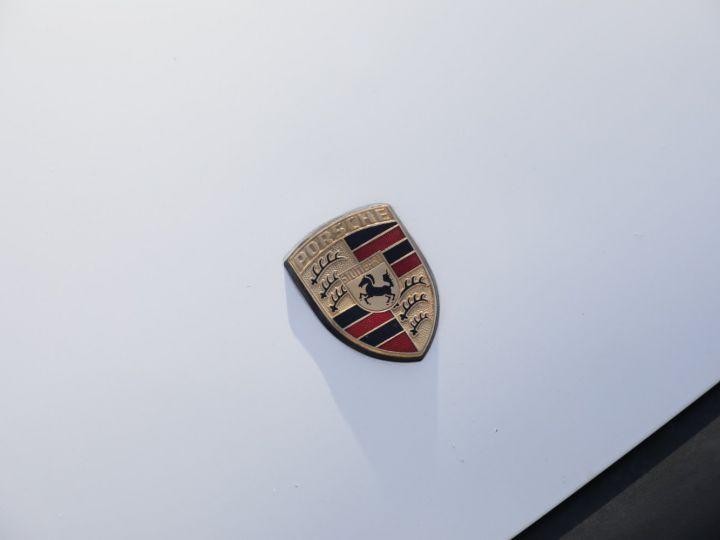 Porsche 911 PORSCHE 911 CARRERA CABRIOLET 3.2 231CV Blanc - 8