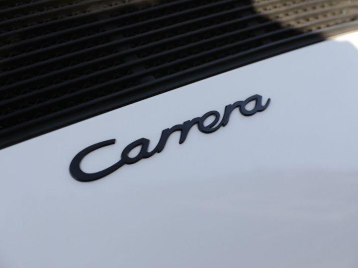 Porsche 911 PORSCHE 911 CARRERA CABRIOLET 3.2 231CV Blanc - 11
