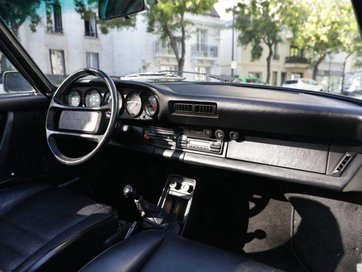 Porsche 911 PORSCHE 911 CARRERA CABRIOLET 3.2 231CV Blanc - 15