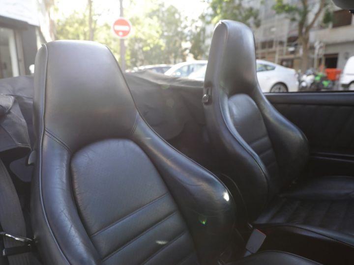 Porsche 911 PORSCHE 911 CARRERA CABRIOLET 3.2 231CV Blanc - 17