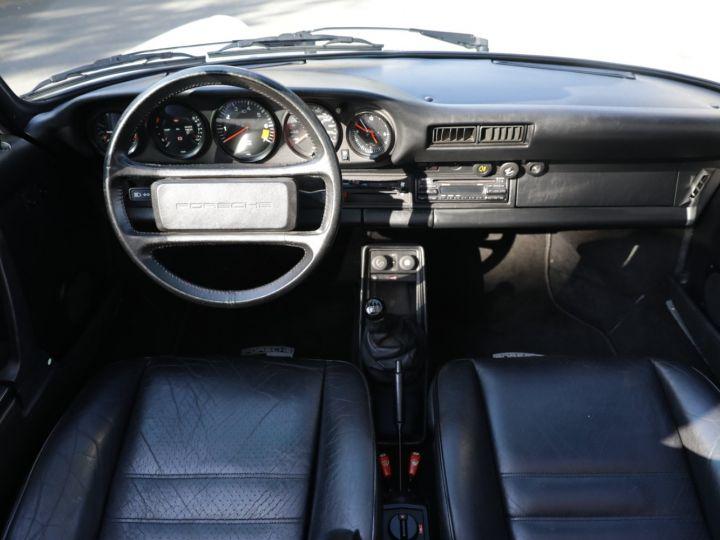 Porsche 911 PORSCHE 911 CARRERA CABRIOLET 3.2 231CV Blanc - 26