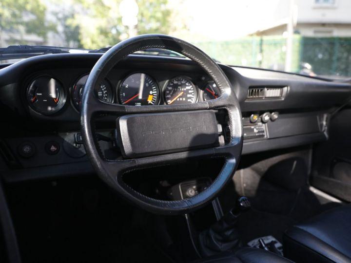 Porsche 911 PORSCHE 911 CARRERA CABRIOLET 3.2 231CV Blanc - 27