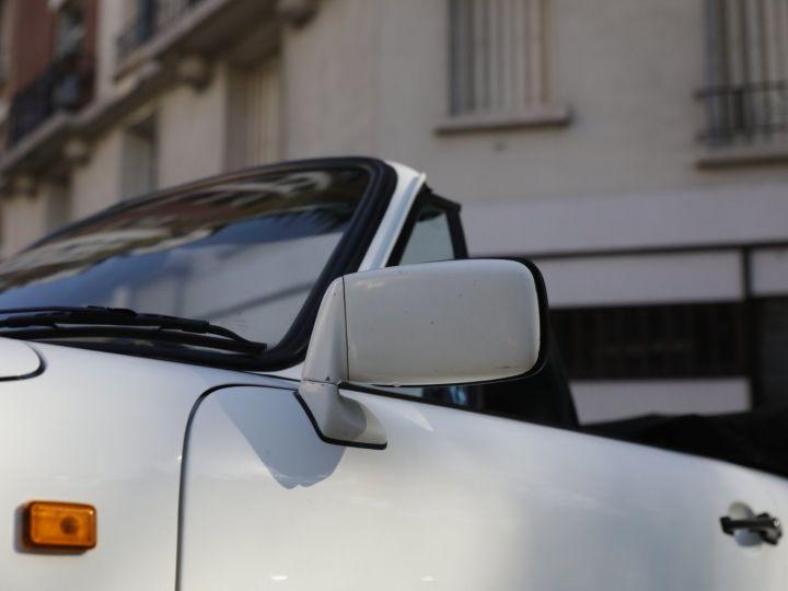 Porsche 911 PORSCHE 911 CARRERA CABRIOLET 3.2 231CV Blanc - 28