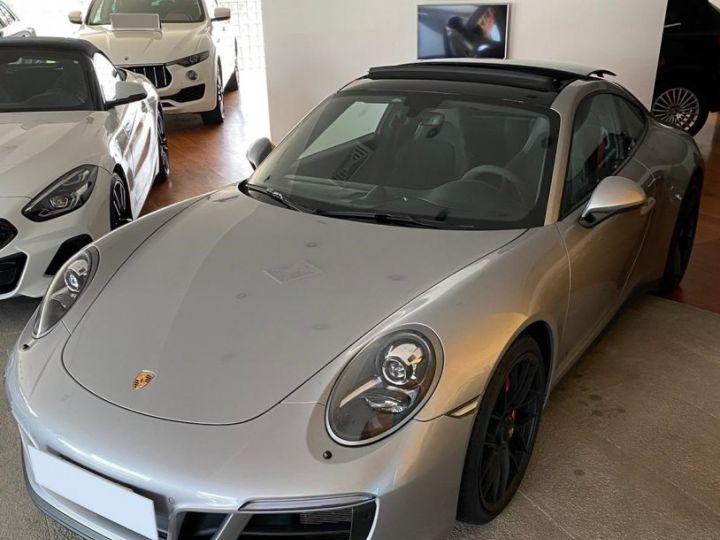Porsche 911 PORSCHE 911 TYPE 991 CARRERA GTS PDK 450 CV - MONACO GRIS METAL - 4