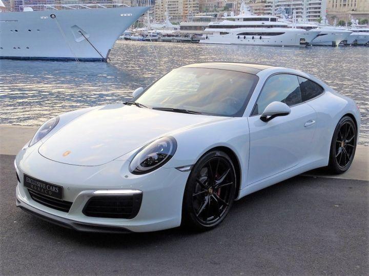 Porsche 911 PORSCHE 911 TYPE 991 CARRERA S PDK 420 CV - MONACO Blanc  - 1