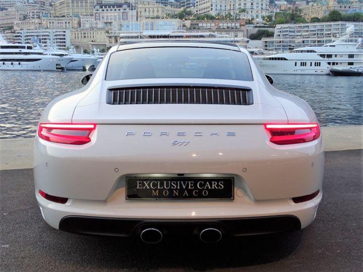 Porsche 911 PORSCHE 911 TYPE 991 CARRERA S PDK 420 CV - MONACO Blanc  - 6