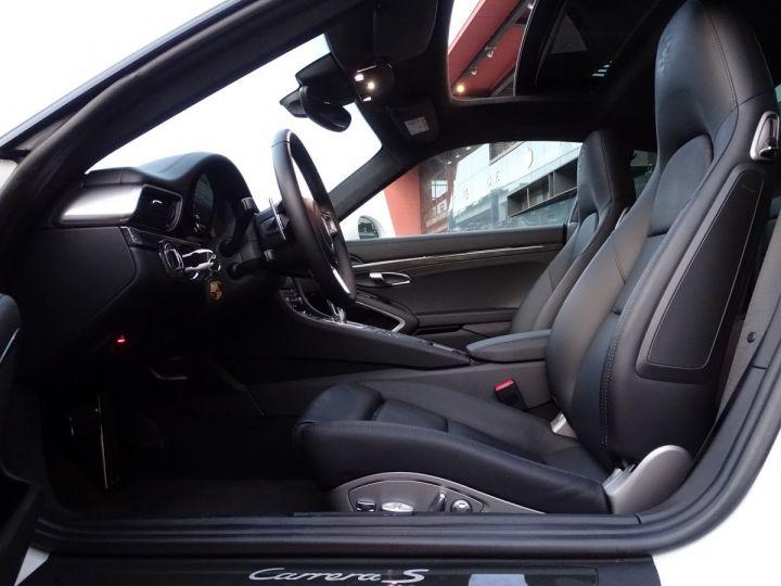 Porsche 911 PORSCHE 911 TYPE 991 CARRERA S PDK 420 CV - MONACO Blanc  - 8