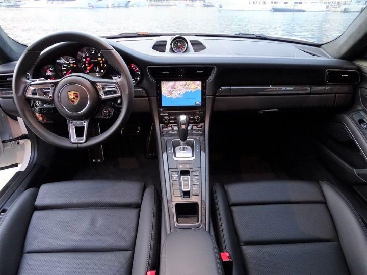 Porsche 911 PORSCHE 911 TYPE 991 CARRERA S PDK 420 CV - MONACO Blanc  - 9