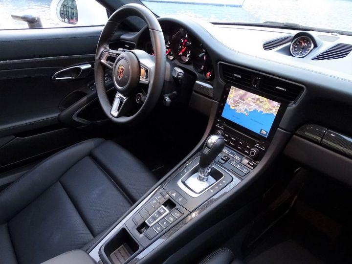 Porsche 911 PORSCHE 911 TYPE 991 CARRERA S PDK 420 CV - MONACO Blanc  - 12