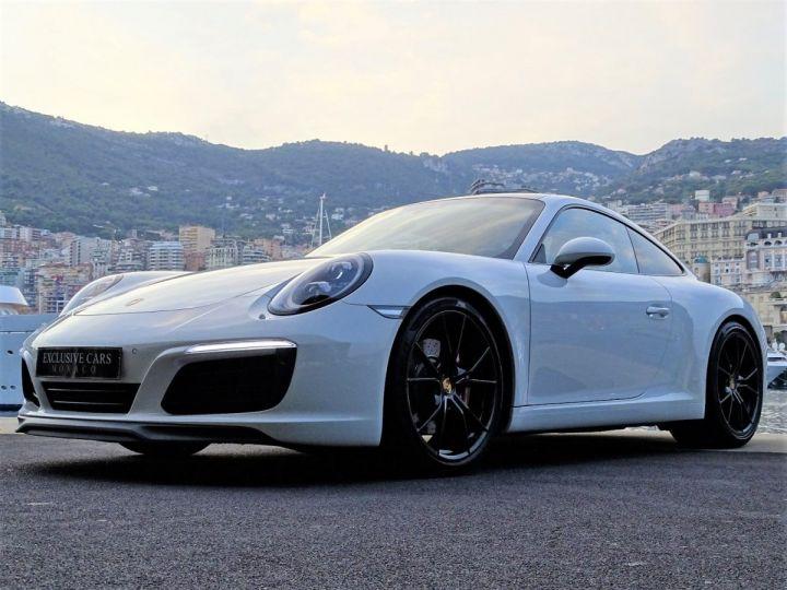 Porsche 911 PORSCHE 911 TYPE 991 CARRERA S PDK 420 CV - MONACO Blanc  - 15