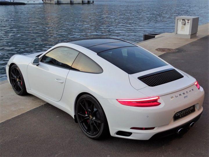 Porsche 911 PORSCHE 911 TYPE 991 CARRERA S PDK 420 CV - MONACO Blanc  - 17