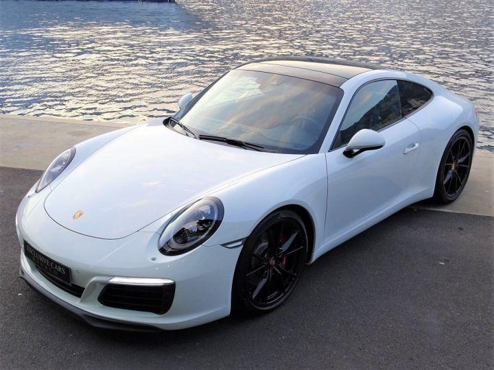 Porsche 911 PORSCHE 911 TYPE 991 CARRERA S PDK 420 CV - MONACO Blanc  - 18