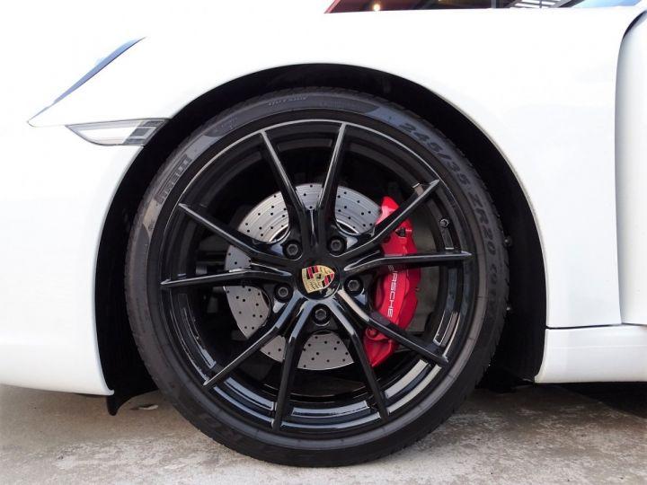 Porsche 911 PORSCHE 911 TYPE 991 CARRERA S PDK 420 CV - MONACO Blanc  - 19