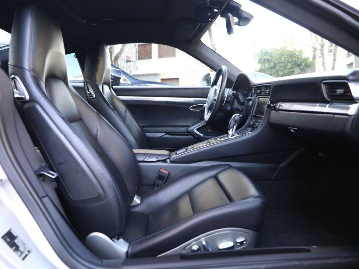 Porsche 911 PORSCHE 991 CARRERA 4S PDK PSE TOE SUPERBE Gris Argent - 22