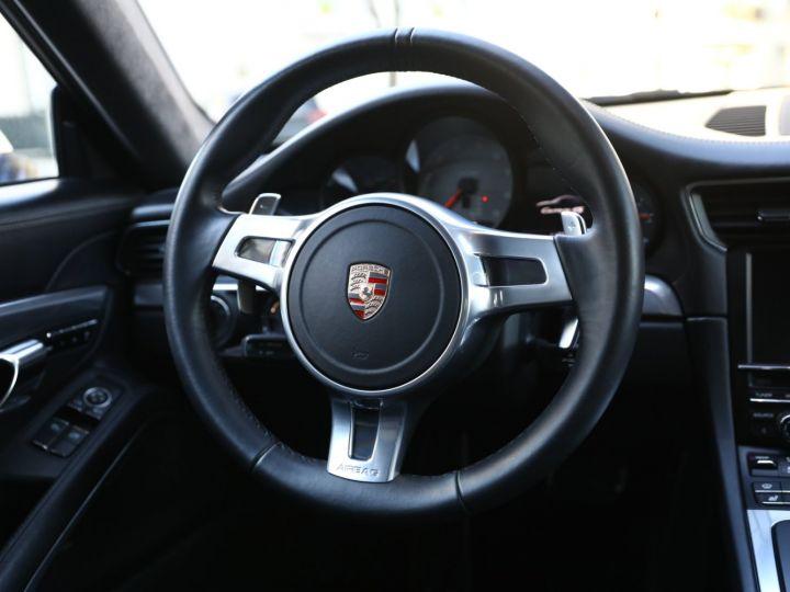 Porsche 911 PORSCHE 991 CARRERA 4S PDK PSE TOE SUPERBE Gris Argent - 14
