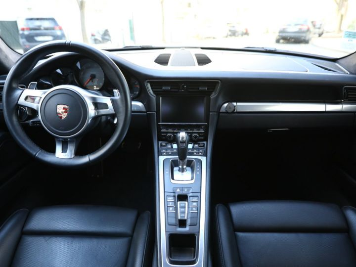 Porsche 911 PORSCHE 991 CARRERA 4S PDK PSE TOE SUPERBE Gris Argent - 15