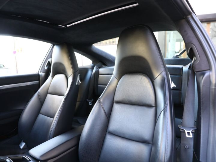 Porsche 911 PORSCHE 991 CARRERA 4S PDK PSE TOE SUPERBE Gris Argent - 17