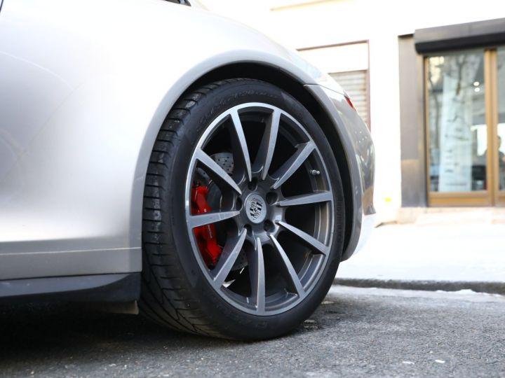 Porsche 911 PORSCHE 991 CARRERA 4S PDK PSE TOE SUPERBE Gris Argent - 6