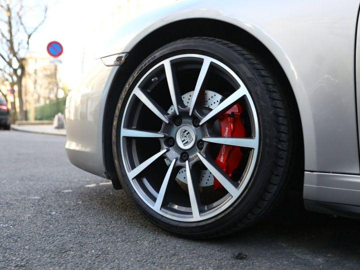 Porsche 911 PORSCHE 991 CARRERA 4S PDK PSE TOE SUPERBE Gris Argent - 7