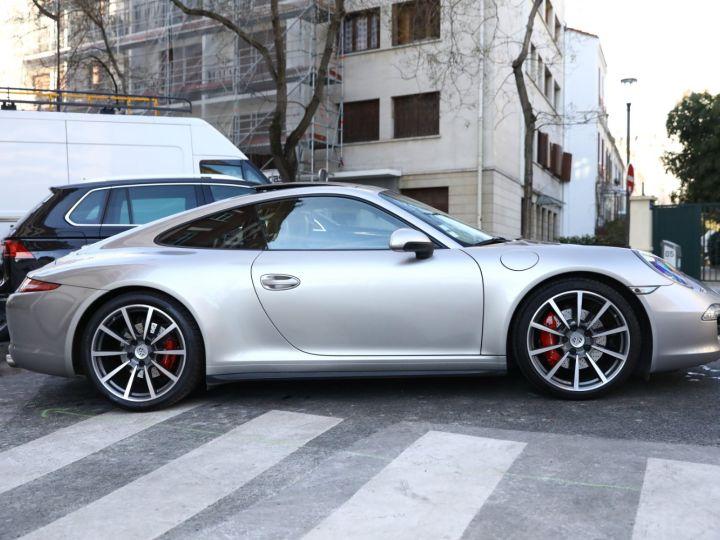 Porsche 911 PORSCHE 991 CARRERA 4S PDK PSE TOE SUPERBE Gris Argent - 2