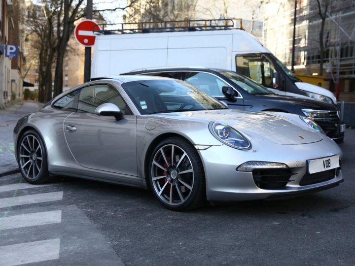 Porsche 911 PORSCHE 991 CARRERA 4S PDK PSE TOE SUPERBE Gris Argent - 9
