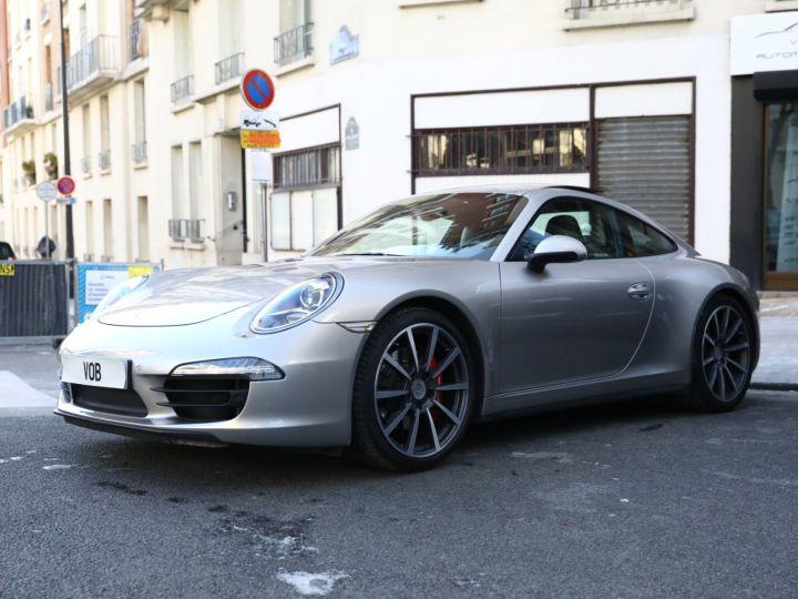 Porsche 911 PORSCHE 991 CARRERA 4S PDK PSE TOE SUPERBE Gris Argent - 1